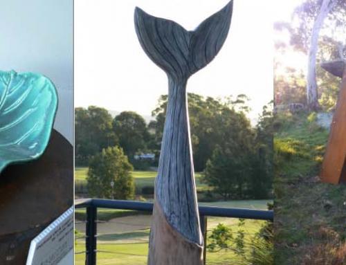 Sculpture At Kooindah